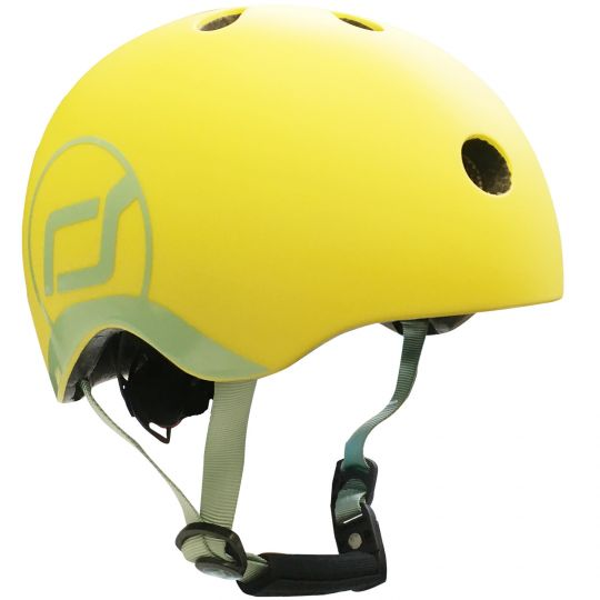 Scoot and Ride Fahrradhelm XX-S, Lemon