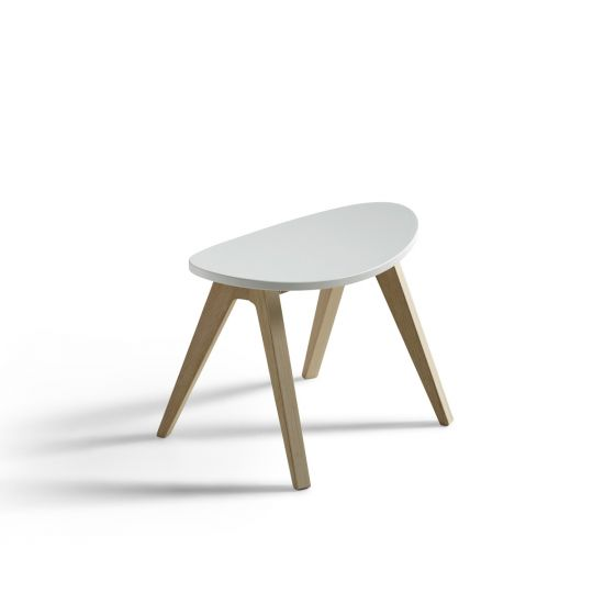 Oliver Furniture Hocker Ping Pong Wood