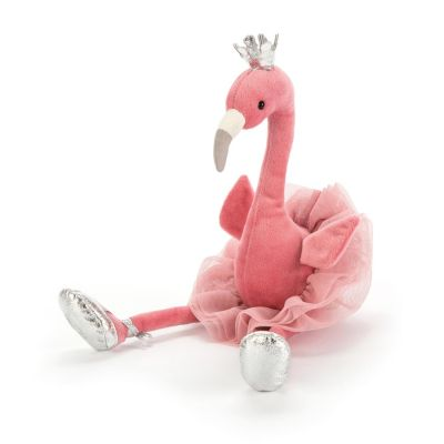 Jellycat Kuscheltier Fancy Flamingo