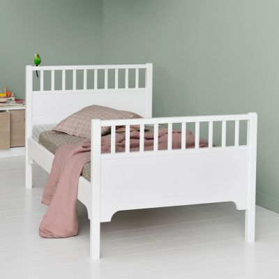 Oliver Furniture Bett Einzelbett Seaside Collection 90x200 cm
