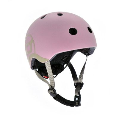 Scoot and Ride Fahrradhelm XX-S, Rose