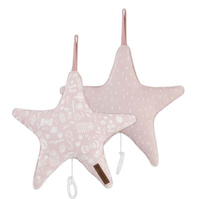 Little Dutch Spieluhr Stern Adventure Pink