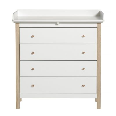 Oliver Furniture Wickelkommode Wood Collection Eiche