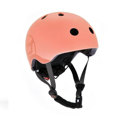 Scoot and Ride Fahrradhelm S-M, Peach