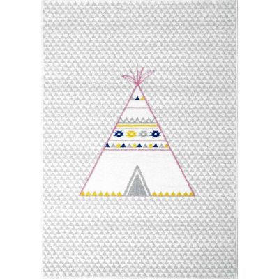 Art For Kids Teppich Tipi
