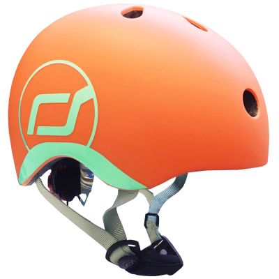Scoot and Ride Fahrradhelm XX-S, Peach