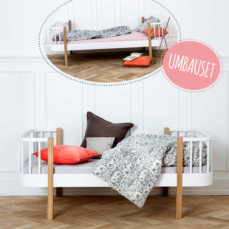 Oliver Furniture Umbauset für Kinderbett Wood C...